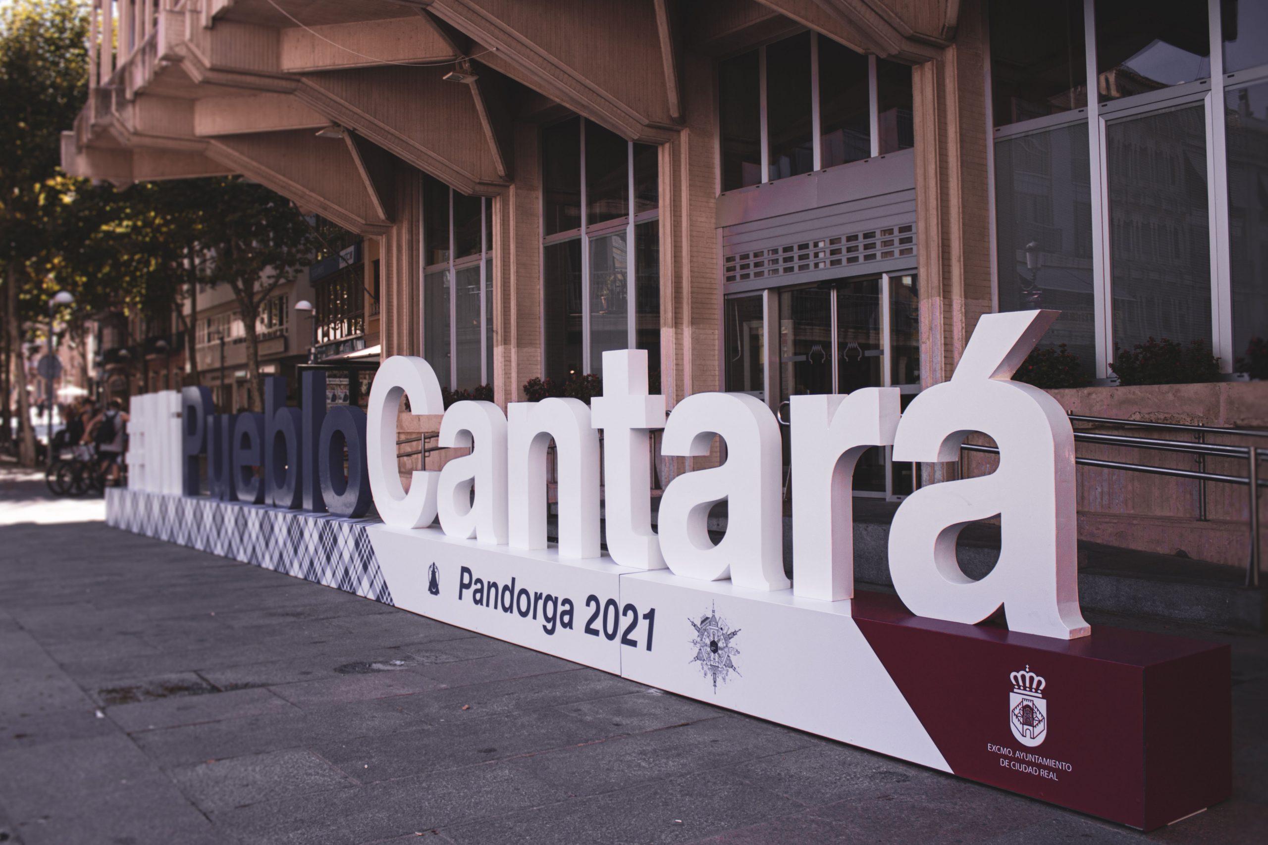 ANCHA Castilla - Pandorga 2021 - #MiPuebloCantará