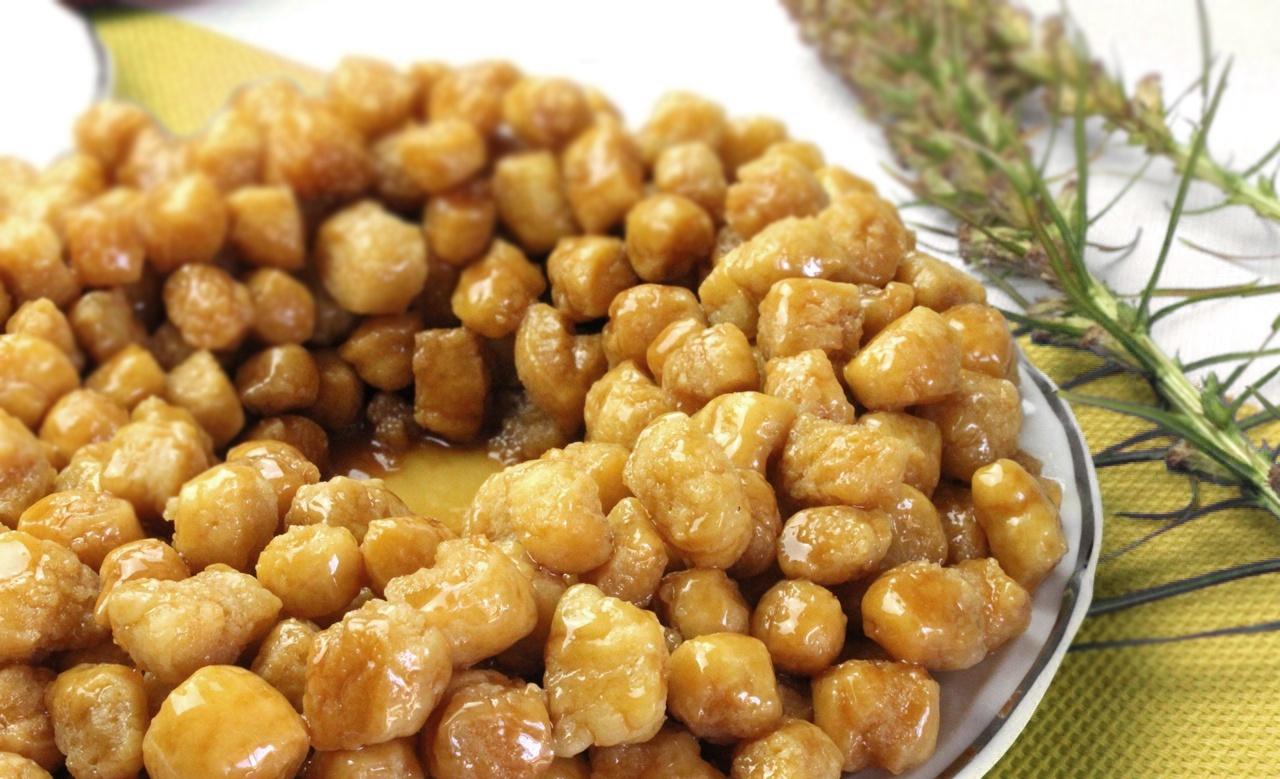 Dulces manchegos tradicionales de Todos los Santos